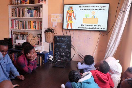 After school academic support Khayelitsha